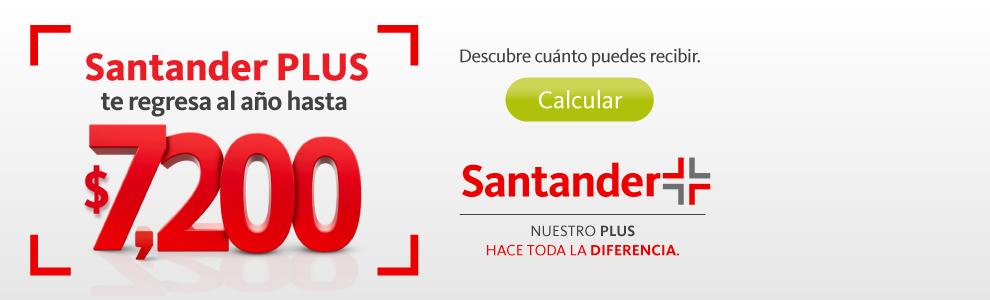 Santander Plus