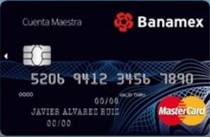 cuenta maestra banamex mastercard