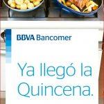 quincena del ahorro Bancomer 2013